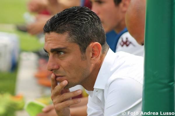 Moreno Longo (all. Torino Primavera)