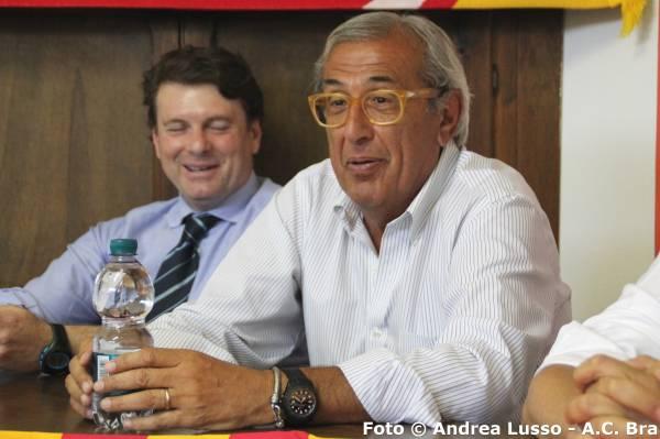 Il vice presidente Piero Reviglio