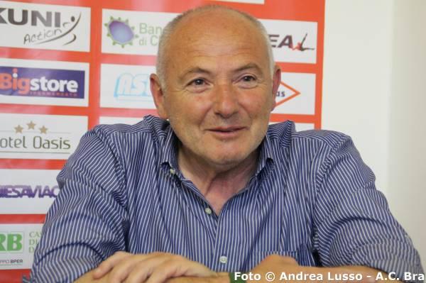 Il direttore sportivo Bruno Cavallo