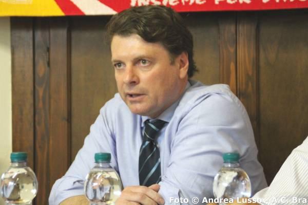 Il direttore e segretario generale Fabrizio Pontremoli